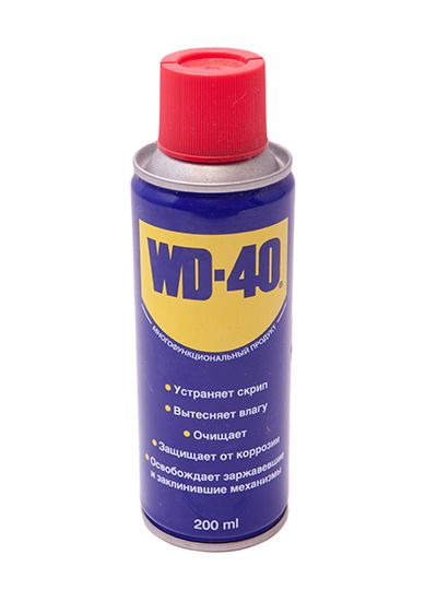 Смазка WD-40 0,2л